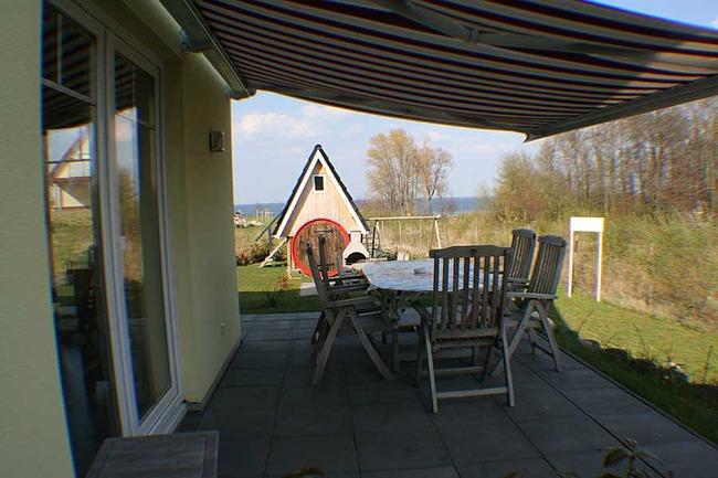 Ferienwohnung 1 Terrasse