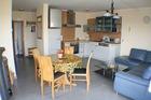 Ferienwohnung 2 Wohnstube mit Küche