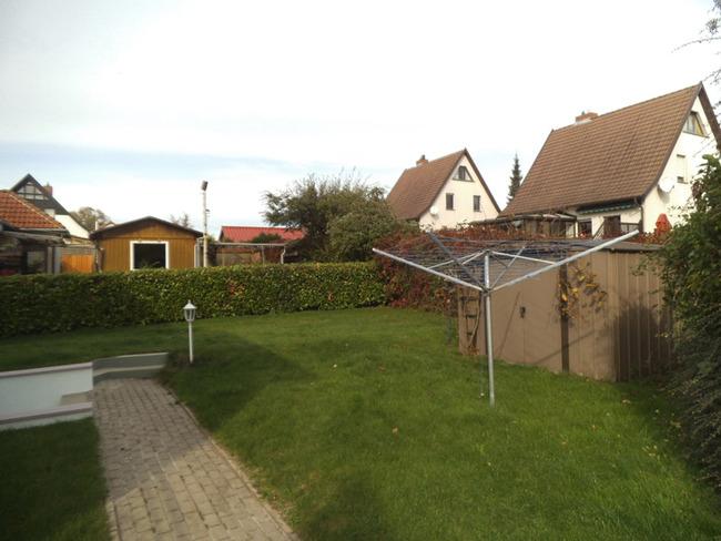 Außenanlage