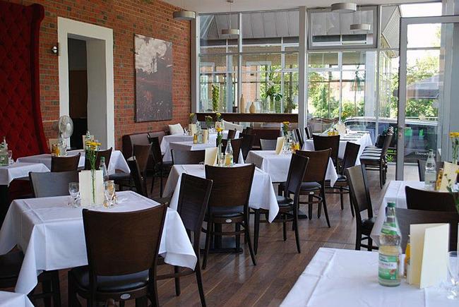 Restaurant im Hotel