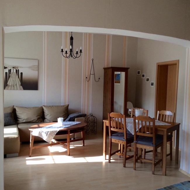 Omas Kammer - Wohnzimmer