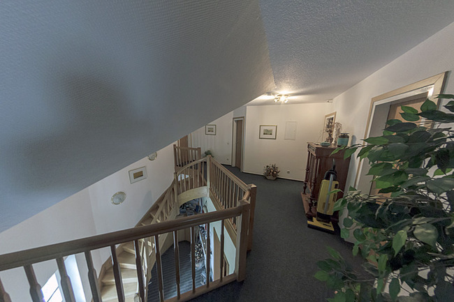 Treppe im Haus