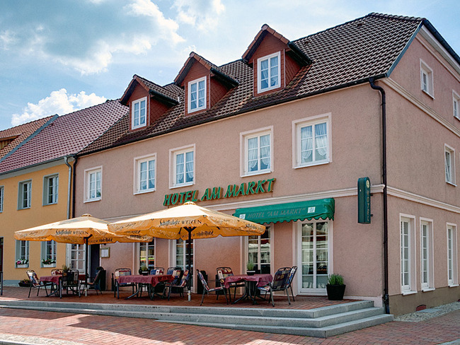 Hotel am Markt Café & Restaurant