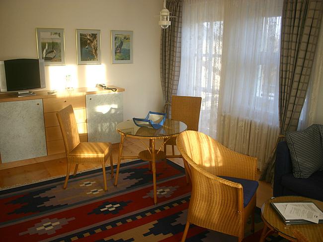 Zimmer im Appartement-Haus