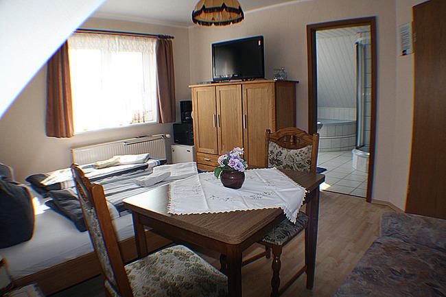 Zimmer 2 im oberen Stockwerk