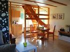 Ferienhaus Stine - Wohnzimmer