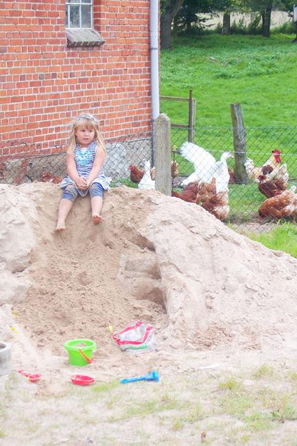 Sandspielplatz
