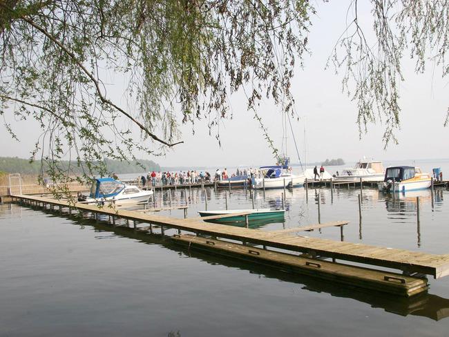Liegeplätze Schweriner See