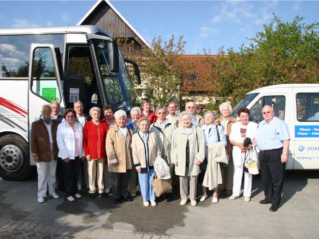 Busreisegruppe