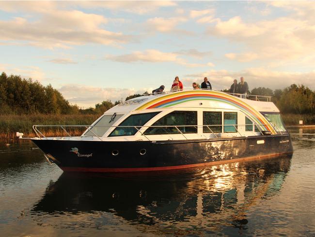 "Hausboot ""MS Eisvogel"""