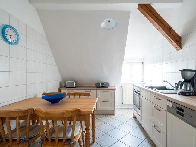 Dachgeschoss - Küche