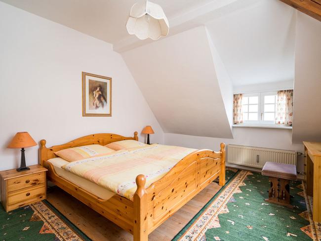 Dachgeschoss - Schlafzimmer 1