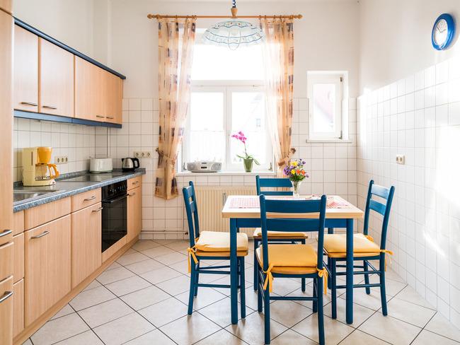 Obergeschoss - Küche
