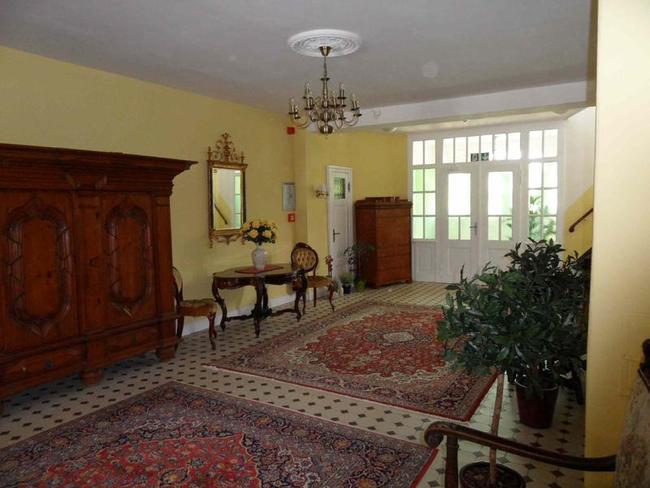 Eingangshalle Schloss Pütnitz