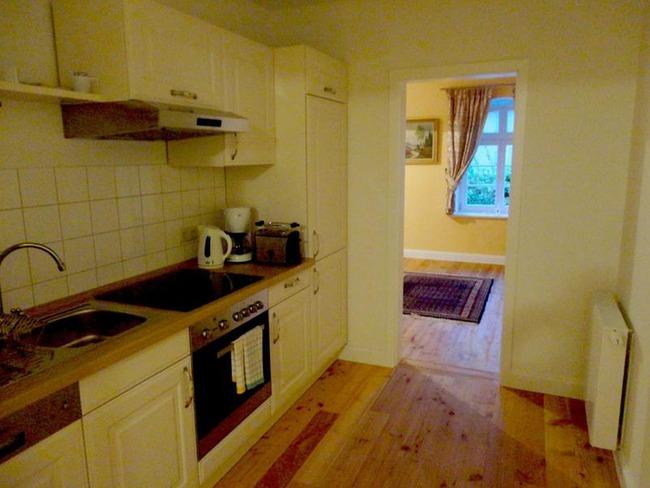 Wohnung Fuchsbau - Küche