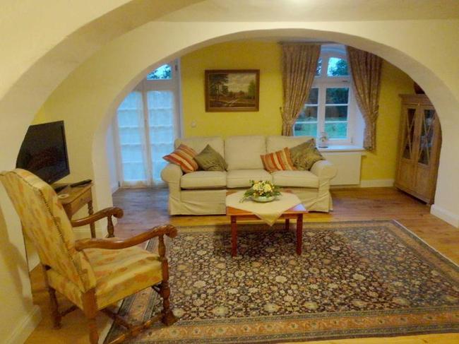 Fuchsbau - Wohnzimmer