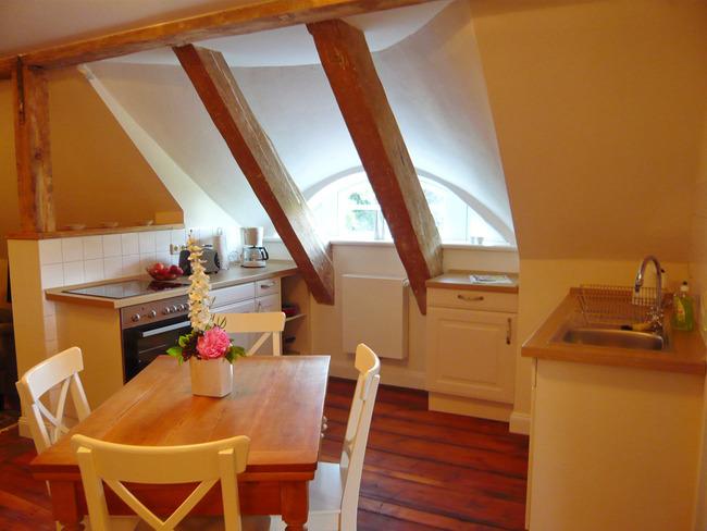 Wohnung Gaubenblick - Küche