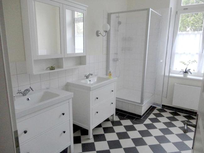 Wohnung Platane - Bad