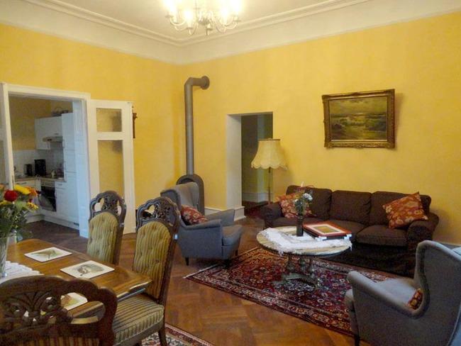 Wohnung Platane - Wohnzimmer