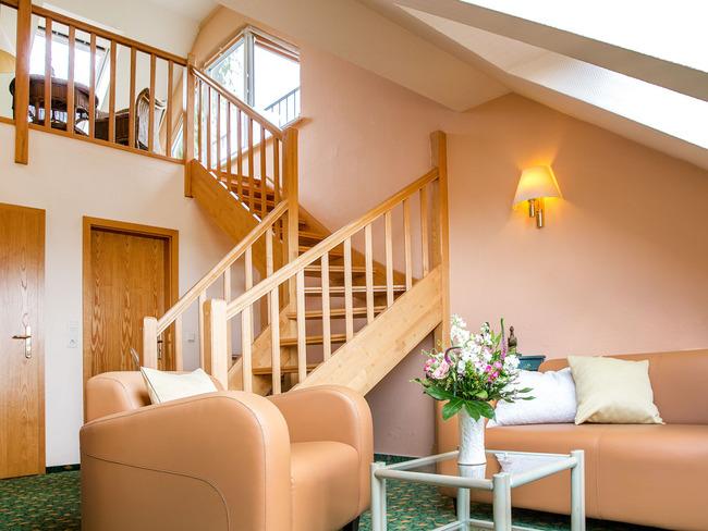 Suite Treppenaufgang