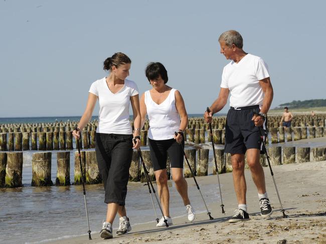Nordic Walking - Strand