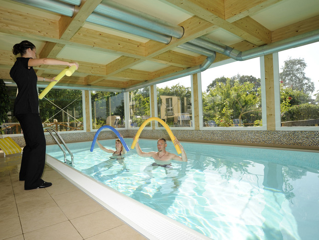 Schwimmbad - Aquafitness