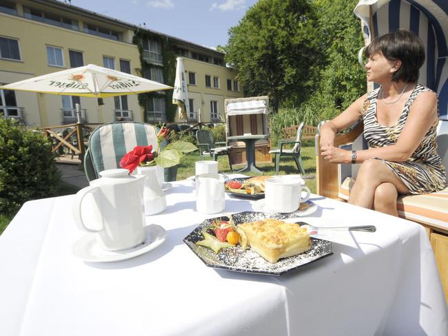 Terrasse - Kaffeetisch