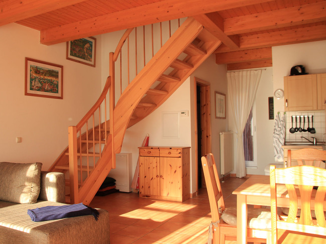 Familienappartement - Wohnraum