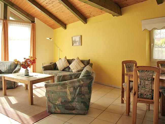Komfortappartement - Wohnraum