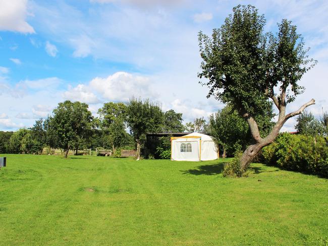 Garten - Pavillon