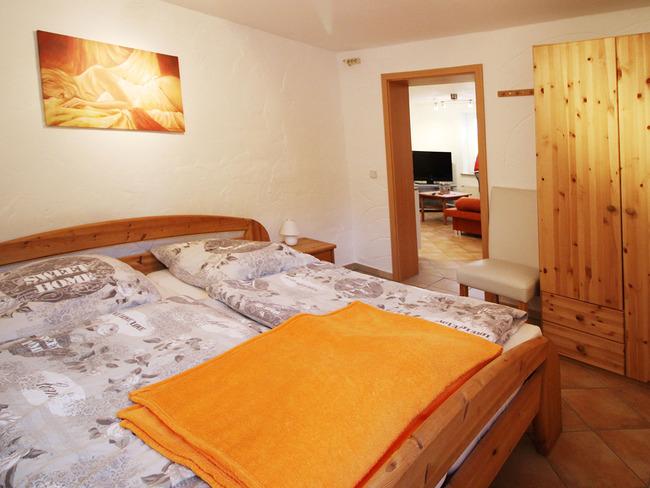 Ferienwohnung Dania - Schlafzimmer