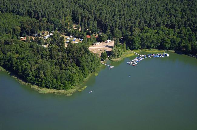 Drewensee - Luftbild