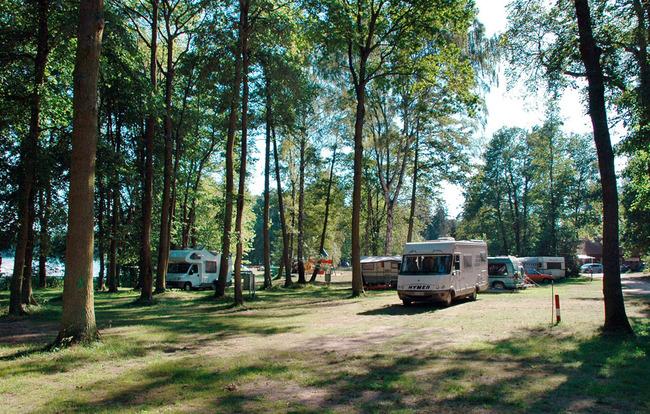 Drewensee - Wohnmobilpark