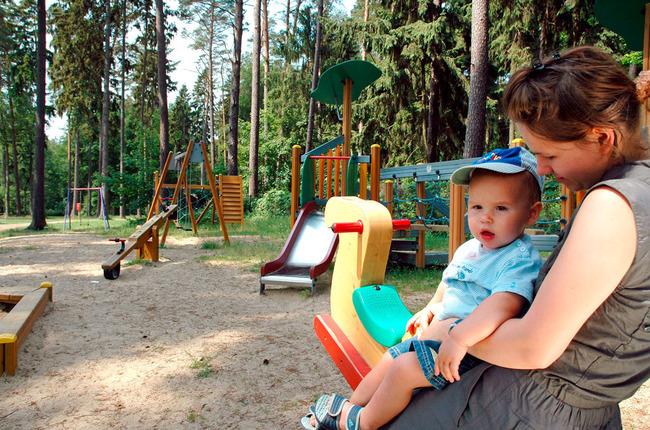 Ziernsee - Spielplatz