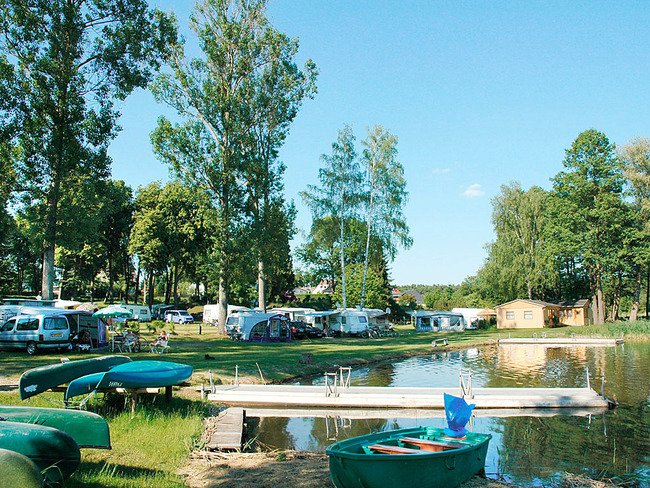 Zwenzower Ufer Zeltplatz