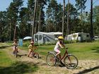 Mietwohnwagen Campingplatz Weißer See