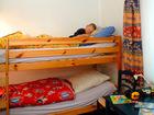 Ferienhaus am Weißen See Kinderzimmer