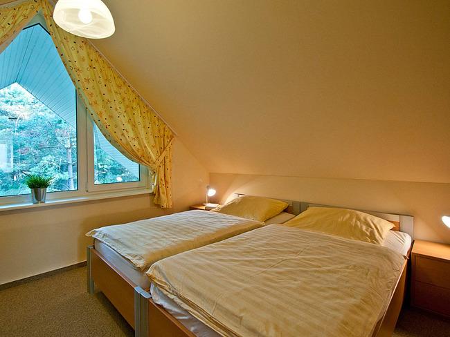 Ferienhaus Göteborg Schlafzimmer