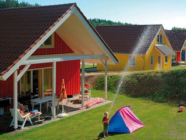 Ferienhaus Malmö - außen