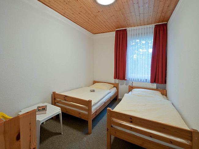 Ferienhaus Amsel Kinderzimmer