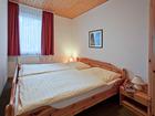 Ferienhaus Amsel Schlafzimmer