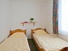 Ferienhaus Buchfink Schlafzimmer