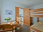Ferienhaus Biber Schlafzimmer