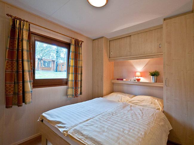 Mobilheim Orlando Schlafzimmer