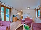 Mobilheim Brilliant Wohnzimmer