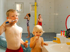 Havelberge - Sanitärgebäude Kinder