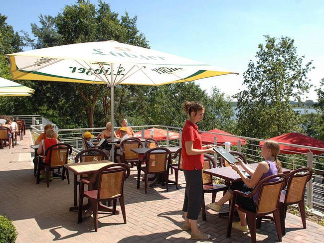 Restaurant Havelberge - Sonnenterrasse