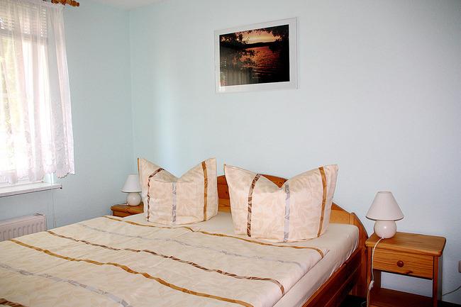 Ferienwohnung 1 - Schlafzimmer
