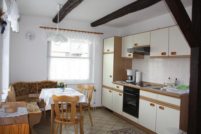 Ferienwohnung 2 - Wohnküche