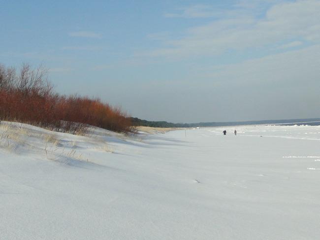 Strand - Winter